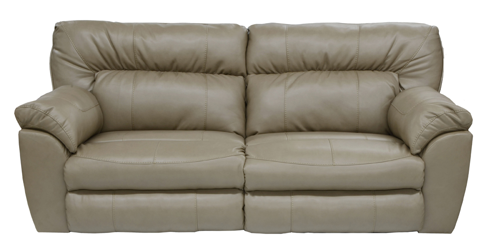 Catnapper Nolan Putty Extra Wide Reclining Sofa - 4041