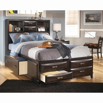 Full Storage Beds