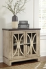 Signature Design by Ashley - Rustic Accents Door Accent Cabinet - T500-332 - Quickship