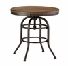 Signature Design by Ashley - Rustic Accents Round End Table - T500-726 - Quickship