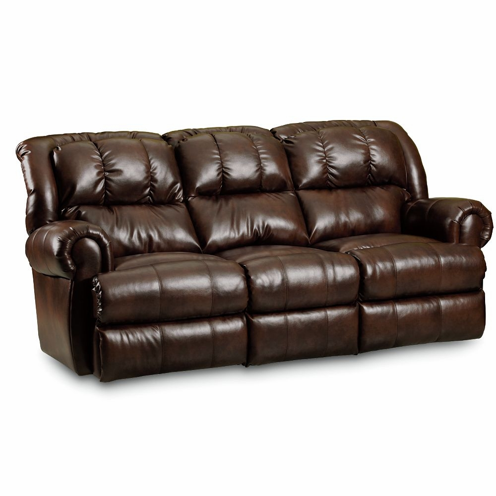 Lane evans pad over chaise double reclining sofa 323 39 - Sofa reclinable ...