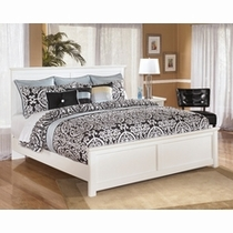 King Panel Beds