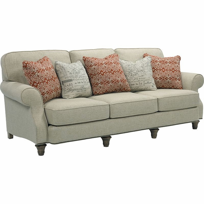 Broyhill - Whitfield Sofa in Beige - 3666-3Q