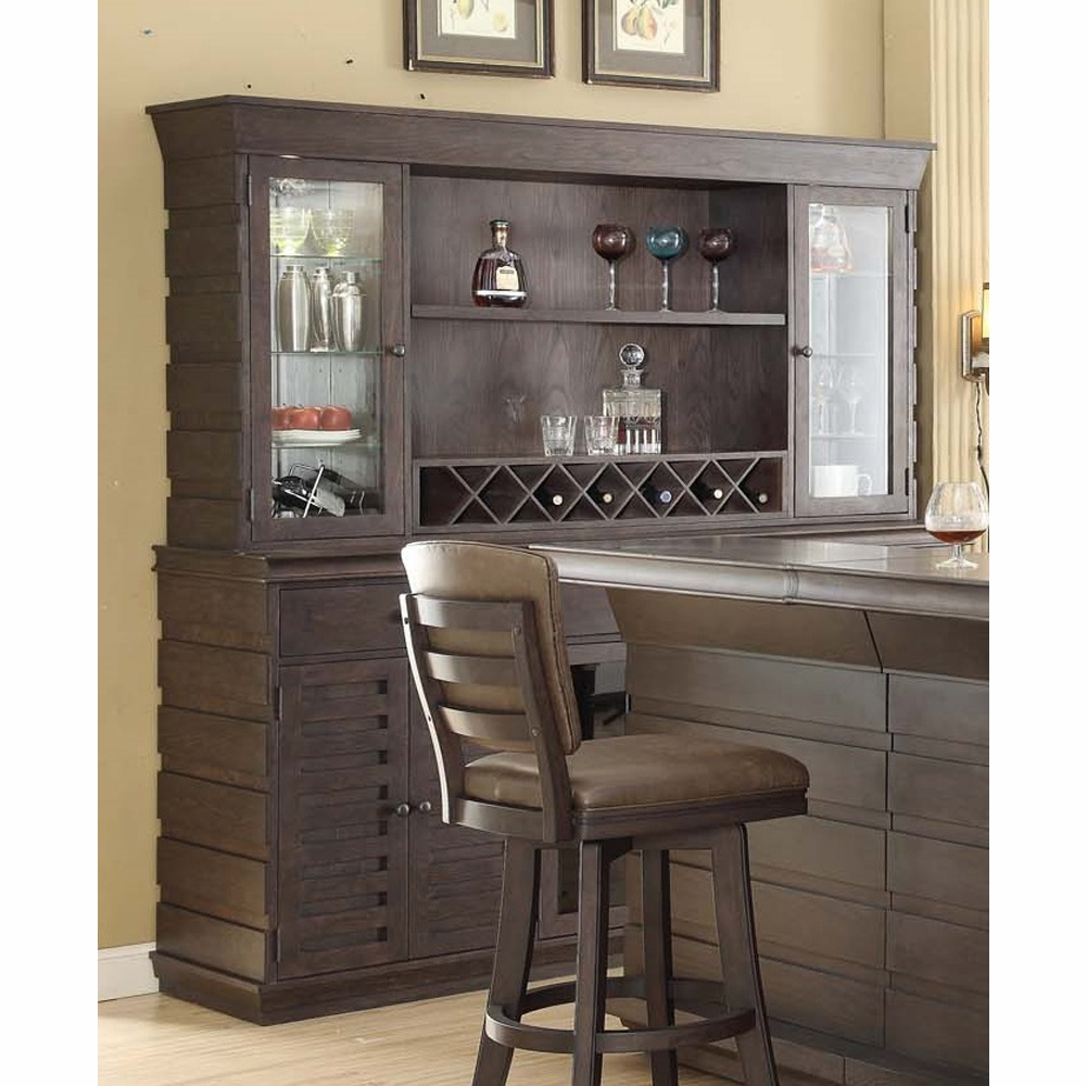 ECI Furniture - Toscana Distressed Birch Deluxe Back Bar - 0434-50-BB_H