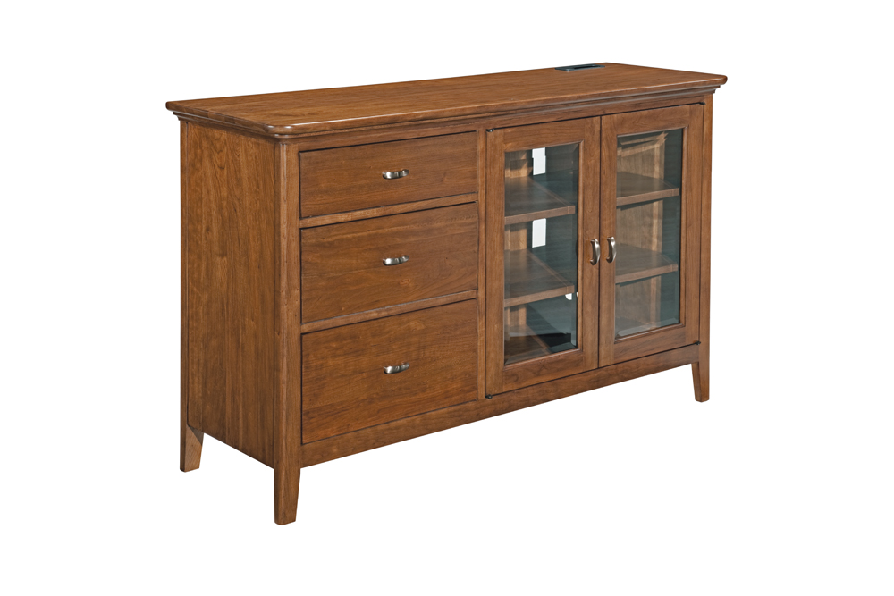 Kincaid Furniture - Cherry Park Entertainment Console - 6...