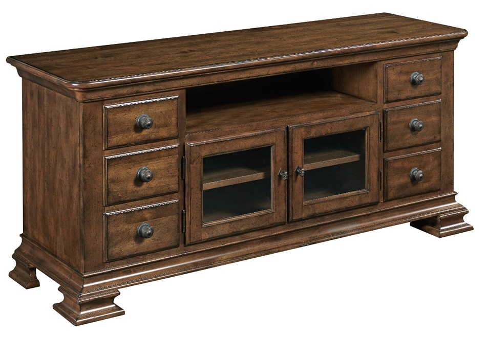 Kincaid Furniture - Portolone Entertainment Console - 95-035