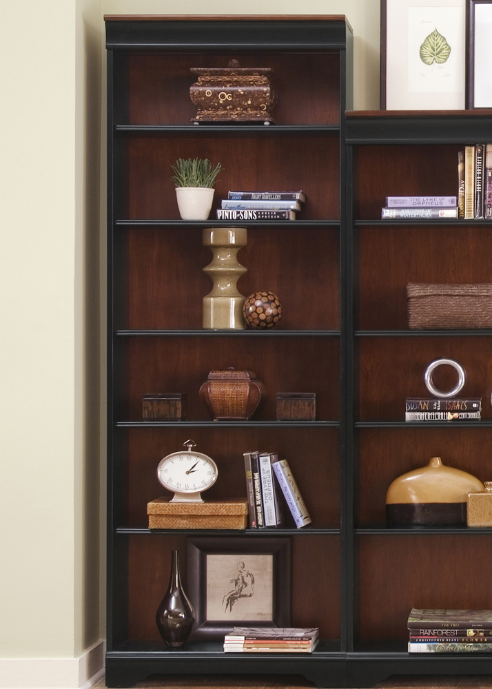 Liberty Furniture St Ives Jr Executive 84 Inch Bookcase