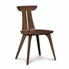 Copeland Furniture - Catalina Estelle Chair In Natural Walnut - 8-EST-50-04