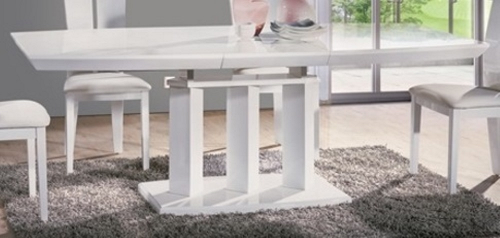 Athome Usa - High Gloss Expandable Dining Table - DT20106