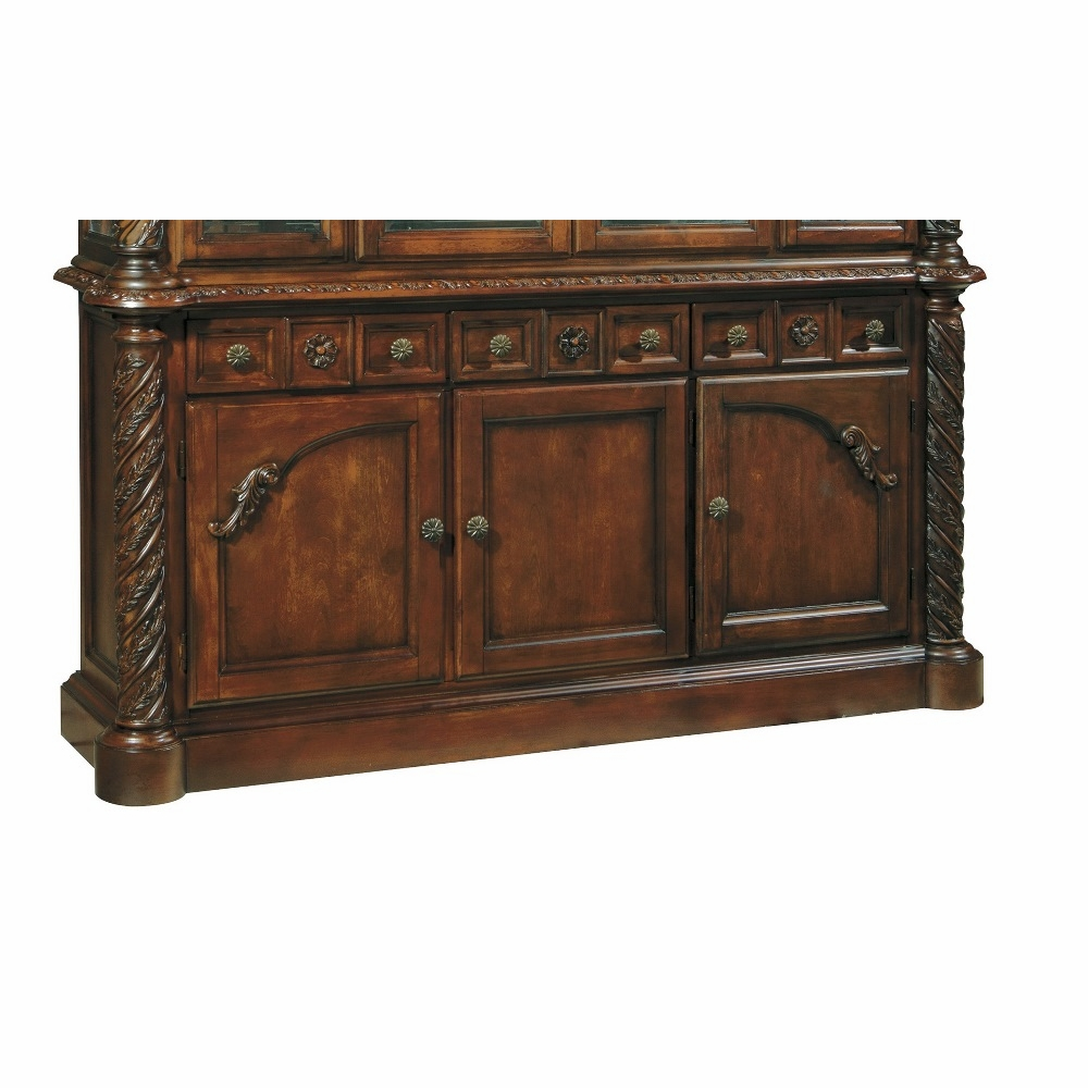 Signature Design By Ashley   North Shore (Millennium) Dining Room Buffet    D553 80
