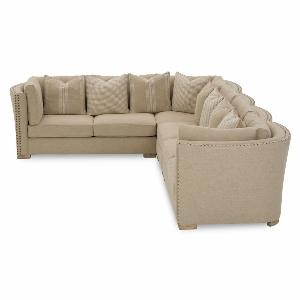 Marvelous ART Furniture   Madison Natural Armless Chair, LAF/RAF Loveseat, Corner  Wedge   192528 5003S4