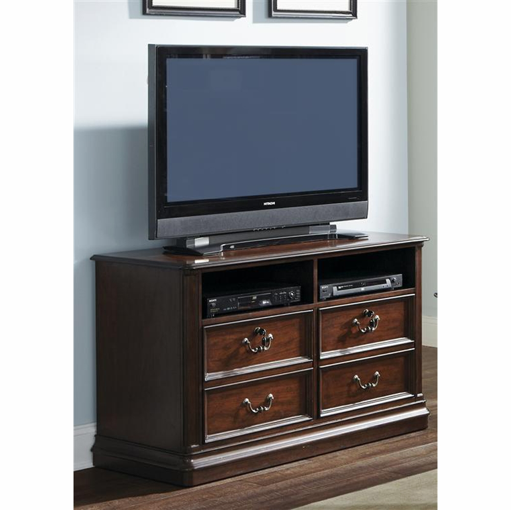 Liberty Furniture Brayton Manor Jr Executive Media