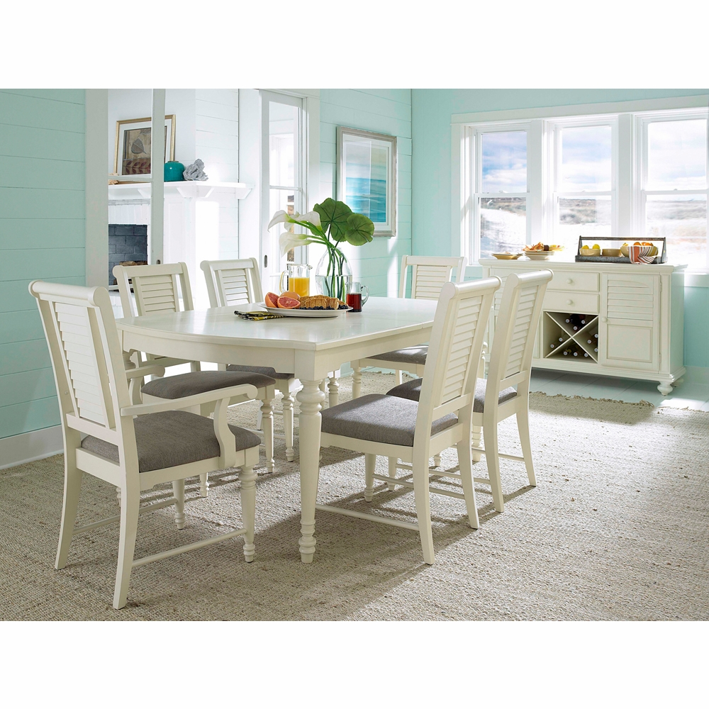 Dining Room Furniture Pieces: Seabrooke 8 Piece Dining Room Set