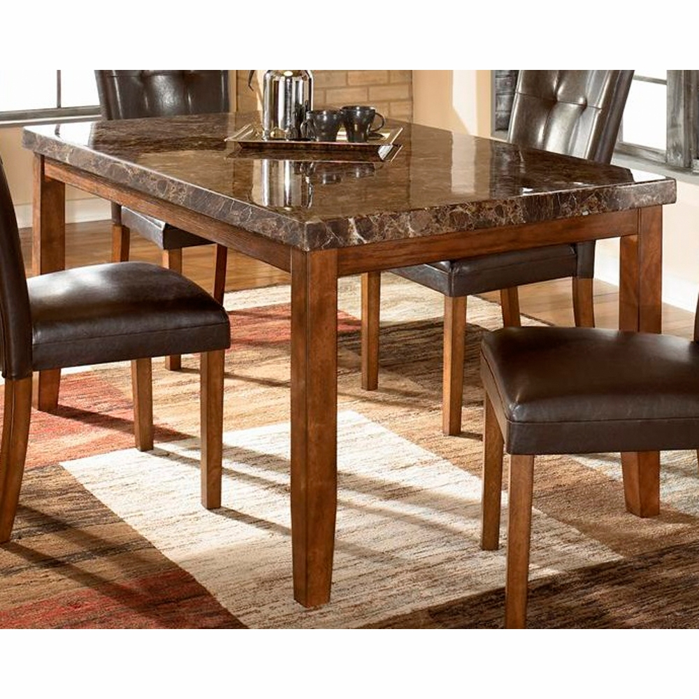 Signature Design By Ashley Lacey Rectangular Table Faux