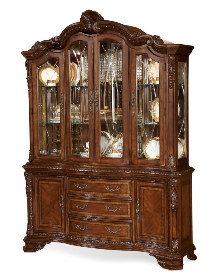 A.R.T. Art Furniture - Old World China Cabinet - 143241-2606