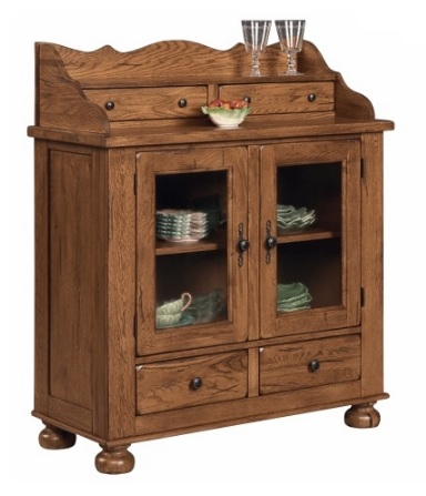 Broyhill Furniture Attic Heirlooms Dining Chest In Natura...