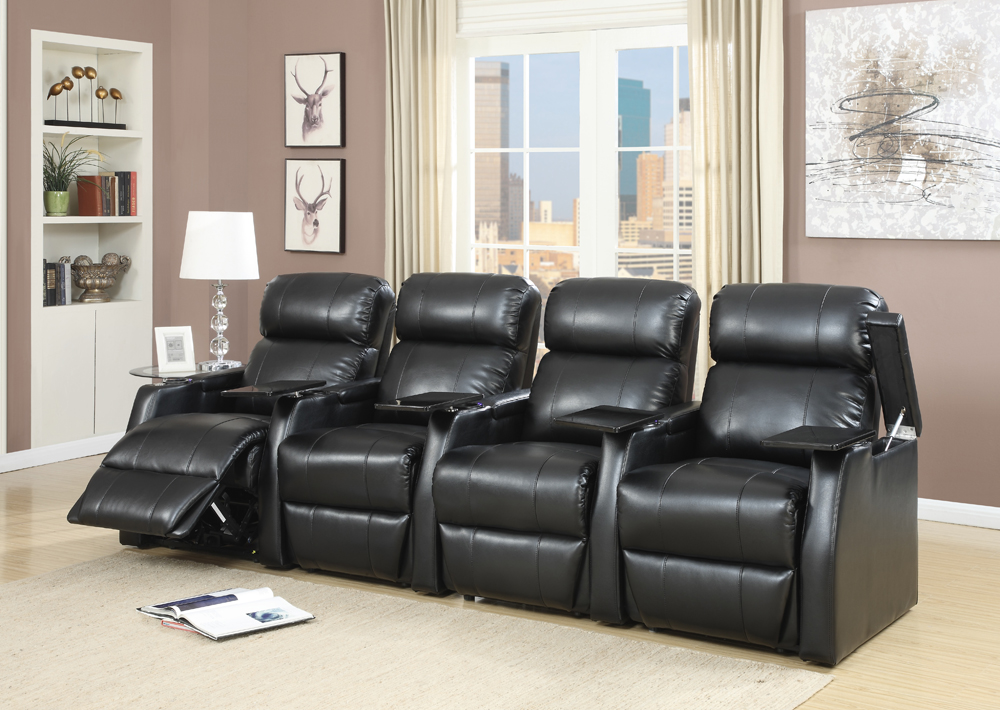 Picket House Furnishings - Cecille Power 4pc Recliner Set...