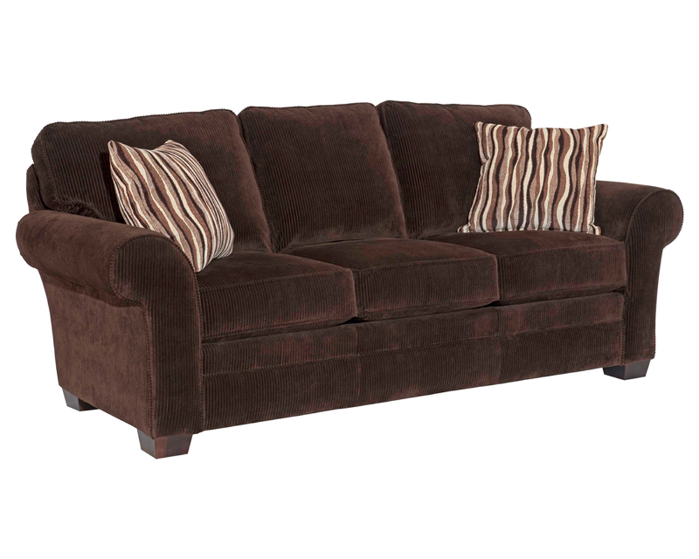 Broyhill Furniture Zachary Sofa -  - Sun Inventory7902-3Q