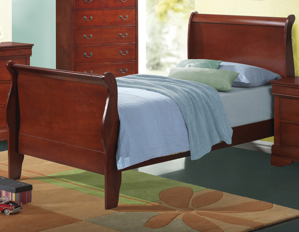 Sleigh Bed Twin Furniture Compare Prices At Nextag