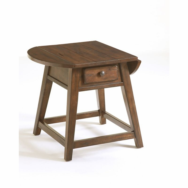 Broyhill Attic Heirlooms Splay Leg End Table 3399 05v