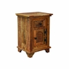 Yosemite Home Decor - Solid Mango Wood Side Table - YFUR-VAWC1534