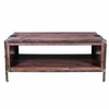 Yosemite Home Decor - Solid Mango Wood Coffee Table - YFUR-VAIF439A