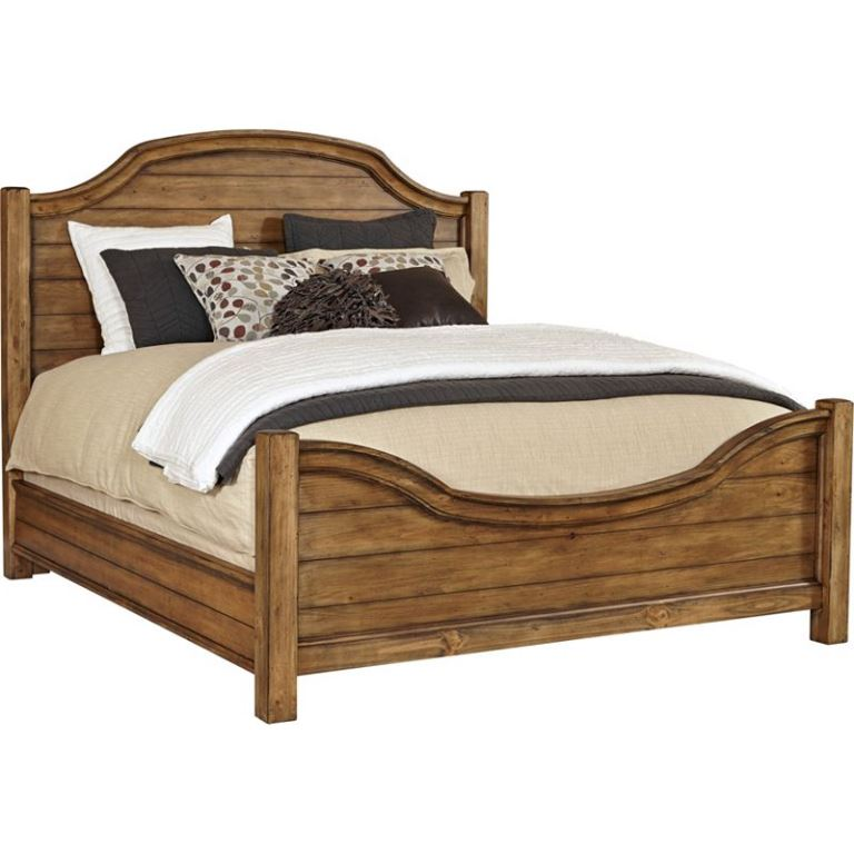 Broyhill Bethany Square Cal King Panel Bed 4930 258 259 455