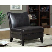 Monarch Specialties Vintage French Fabric Accent Chair
