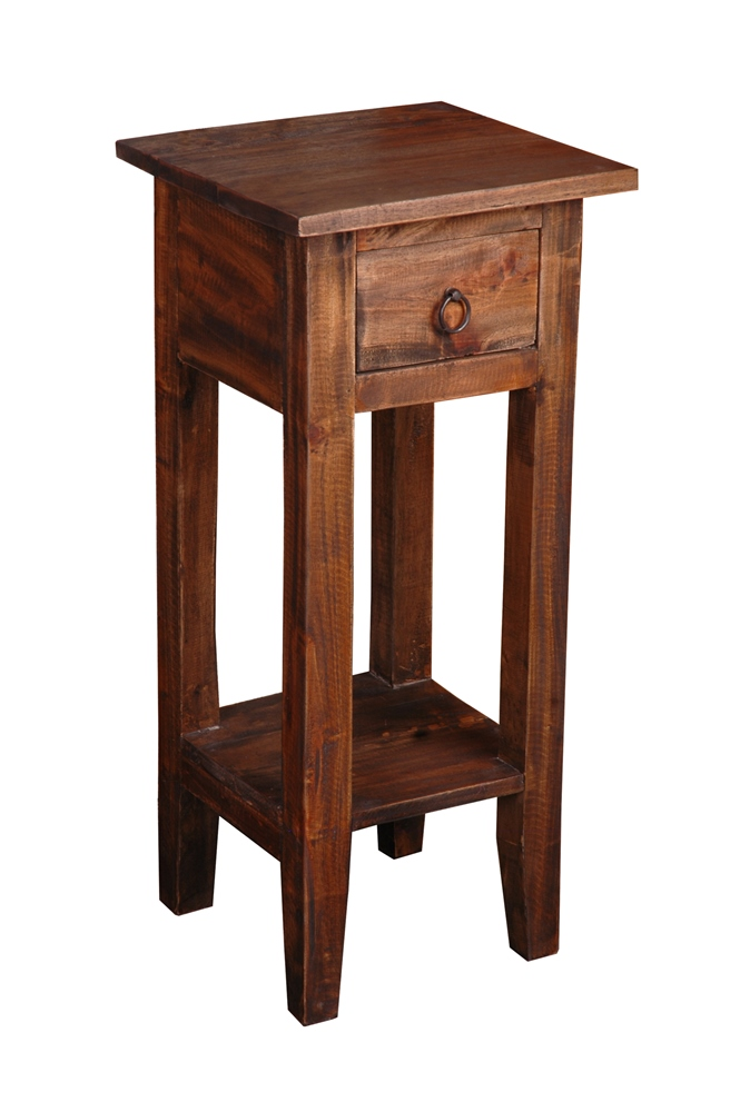 Sunset Trading Cottage Narrow Side Table Cc Tab1792s Rw