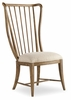 Hooker Furniture - Sanctuary Tall Spindle Side Chair - 5401-75410