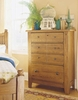 Broyhill Attic Heirlooms Feather King Bed