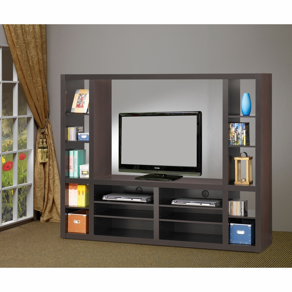 Coaster Entertainment Unit Merlot 700620