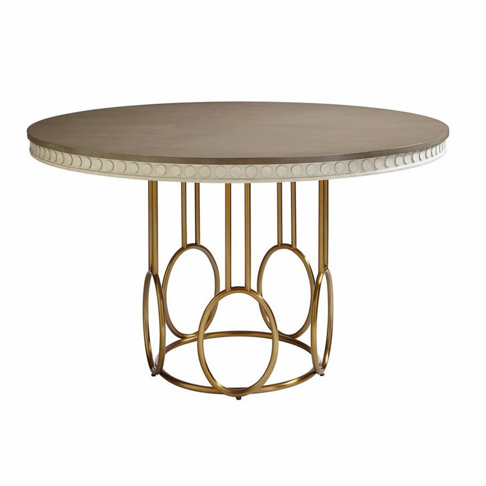 Stanley Furniture   Coastal Living Oasis   Venice Beach Round Dining Table    527 51 30