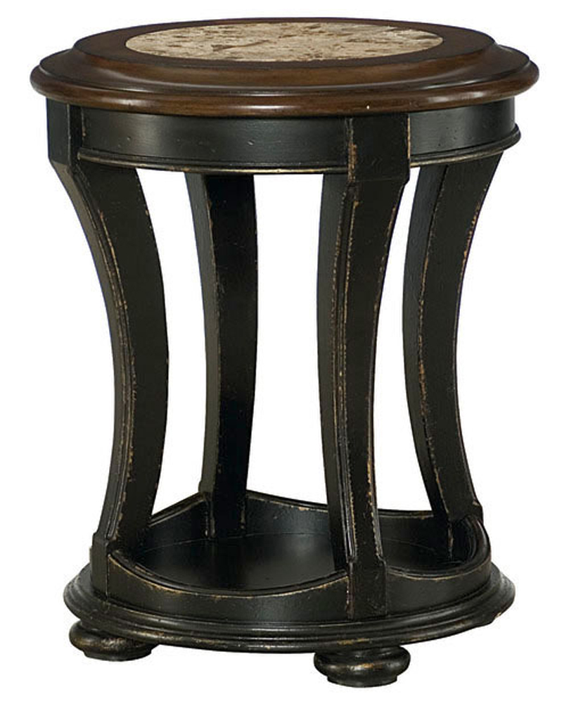 Hammary Dorset Round End Table Kd 347 916