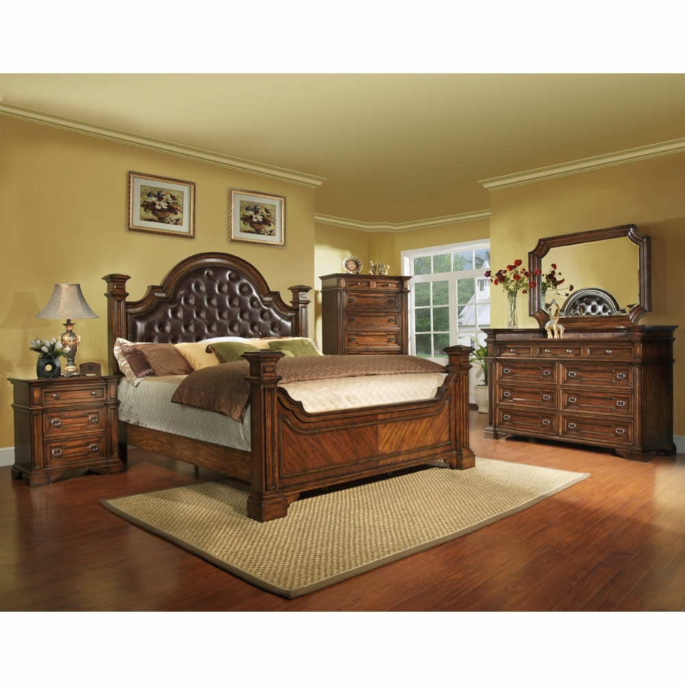 Avalon   Highland Ridge 5 Piece Queen Bedroom Set   B0100N 5UH_5F_5R_D_M_N_C