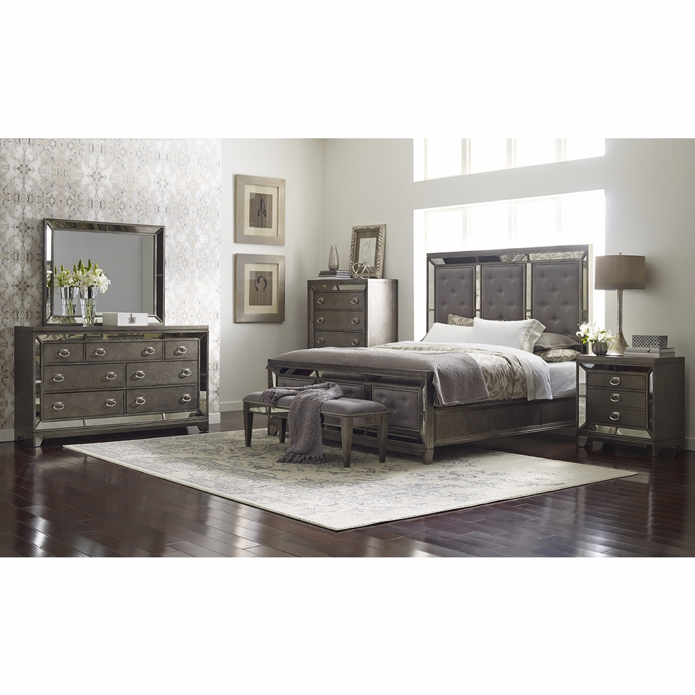 Avalon Lenox 6 Piece King Bedroom Set