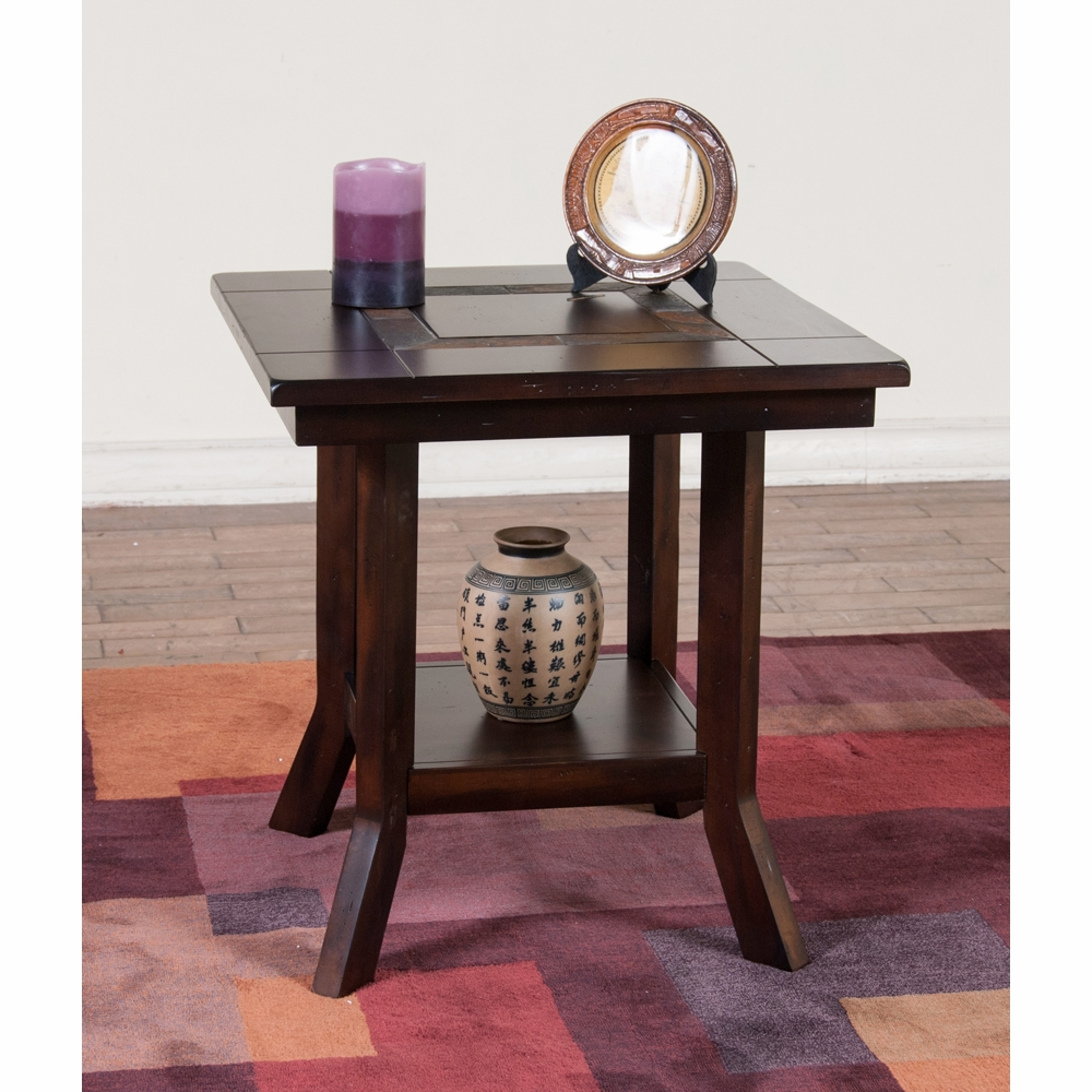 Sunny Designs Santa Fe Sofa Console Table 3175dc S