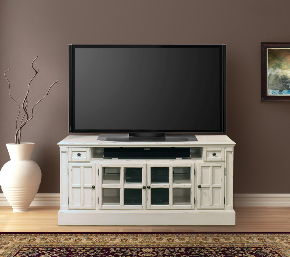 Parker House Charlotte 63 Quot Tv Console With Power Center