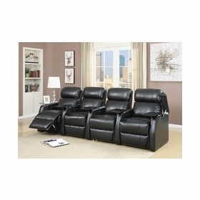 Home Theater Recliners by Picket House Furnishings