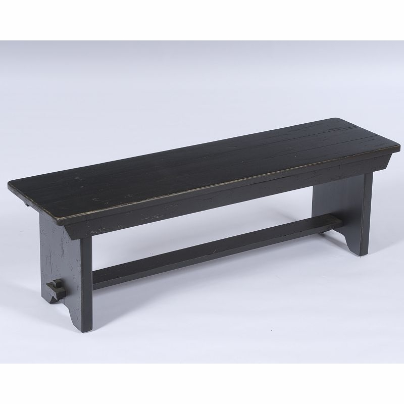 Broyhill Attic Heirlooms Bench In Black 5397 96bv