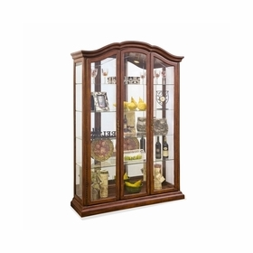 Curio Cabinets by Philip Reinisch Co