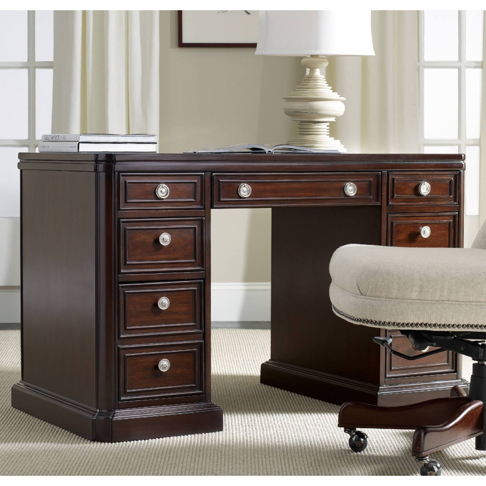 Hooker Furniture Bathroom Vanity: 48'' Knee-hole Desk