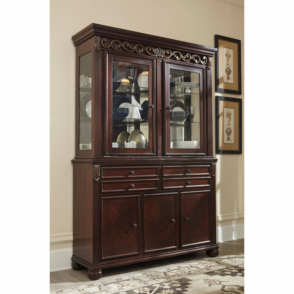 Signature Design By Ashley Leahlyn Dining Room Buffet