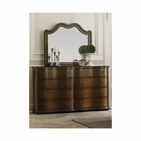 Dresser And Mirror Sets By Liberty Furniture