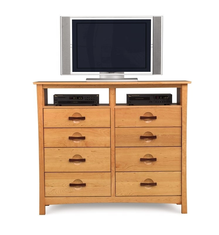 Copeland Berkeley 8 Drawer Dresser And Tv Organizer - 2-B...