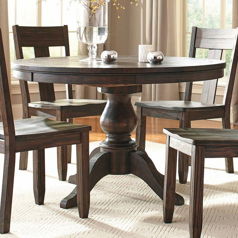 Trudell Round Dining Room Ext