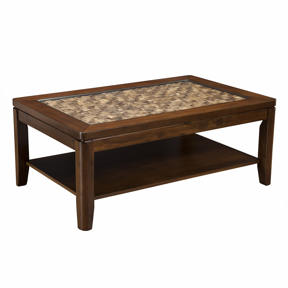 Glass Coffee Table Philippines: Granada Coffee Table With Glass Insert