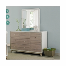 Kids Dressers and Mirror Sets by Hillsdale