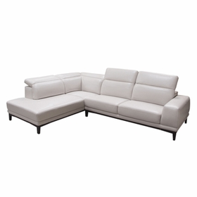 Leather Sectional Sofas by Diamond Sofa