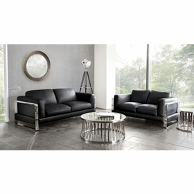 Leather Sofa Sets by Diamond Sofa